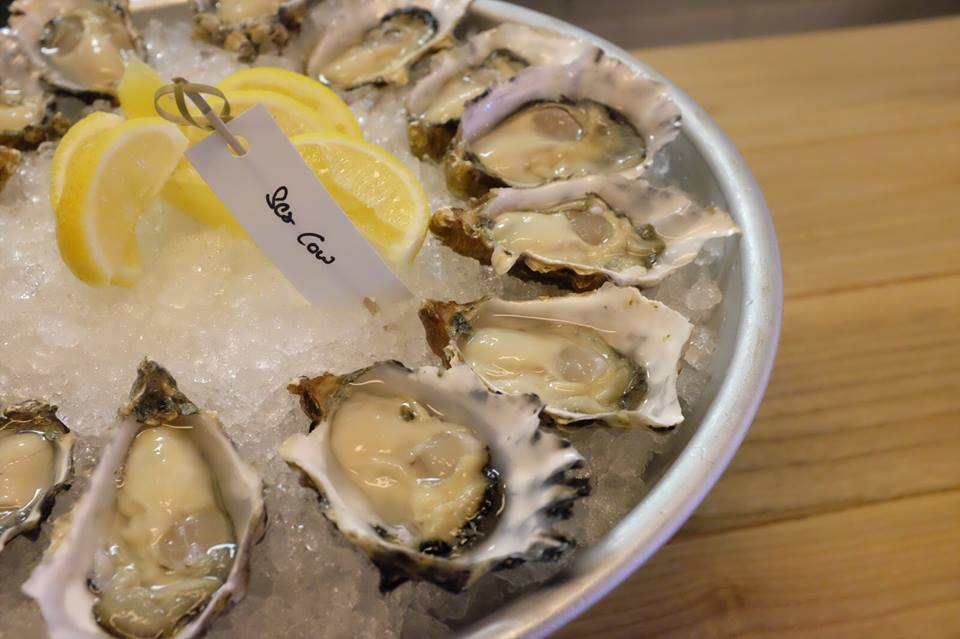 Humpback Oysters