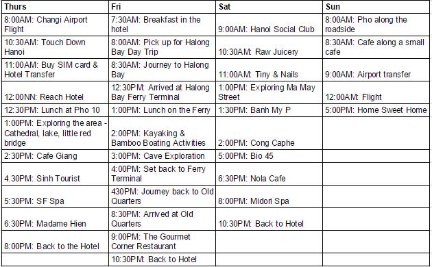 Hanoi Itinerary.PNG