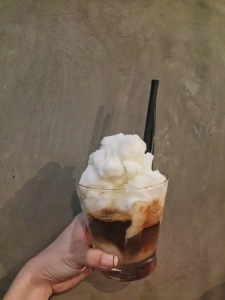 Cong Caphe Coconut Coffee