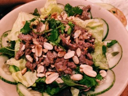 Lola Cafe Beef Vermicelli
