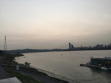 Seoul Han River