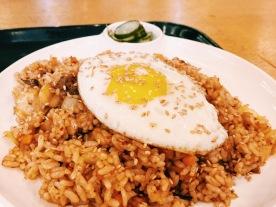 Kimchi Fried Rice Seoul