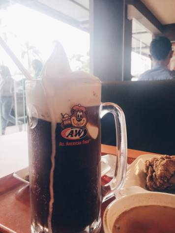 A&W Batam Root Beer