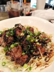 Grilled Beef Hormon (Intestine)