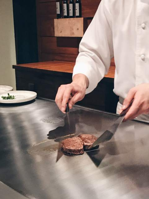 Waku Ghin_Charcoal Grilled Fillet of Tasmanian Grass-Fed Beef with Tetsuya_s Wasabi Mustard 2