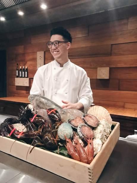 Waku Ghin_Seafood